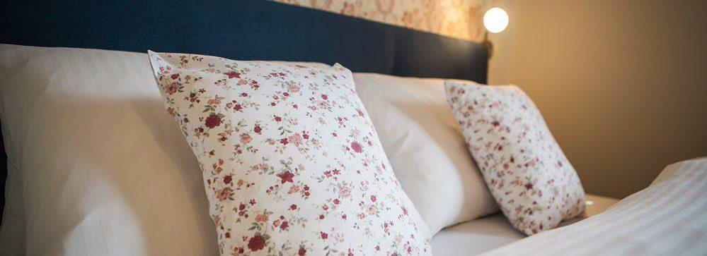 Kvalitné obliečky a textílie v interiéroch