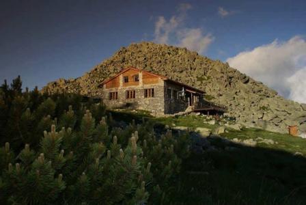 Kamenna chata Nizke Tatry